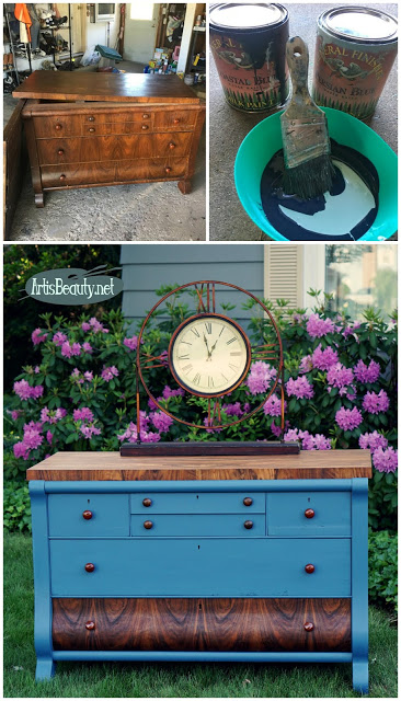 It's time for some Fabulous and Fun Farmhouse Thrift Store Makeovers! Come and see your favorite bloggers creations! Tons of Inspiration and DIY!