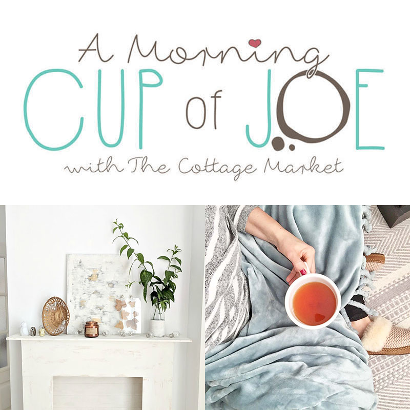 Come on in and Join us at A Morning Cup of Joe Linky Party & Features! Check out all the cool stuff and then share your newest creations with us!