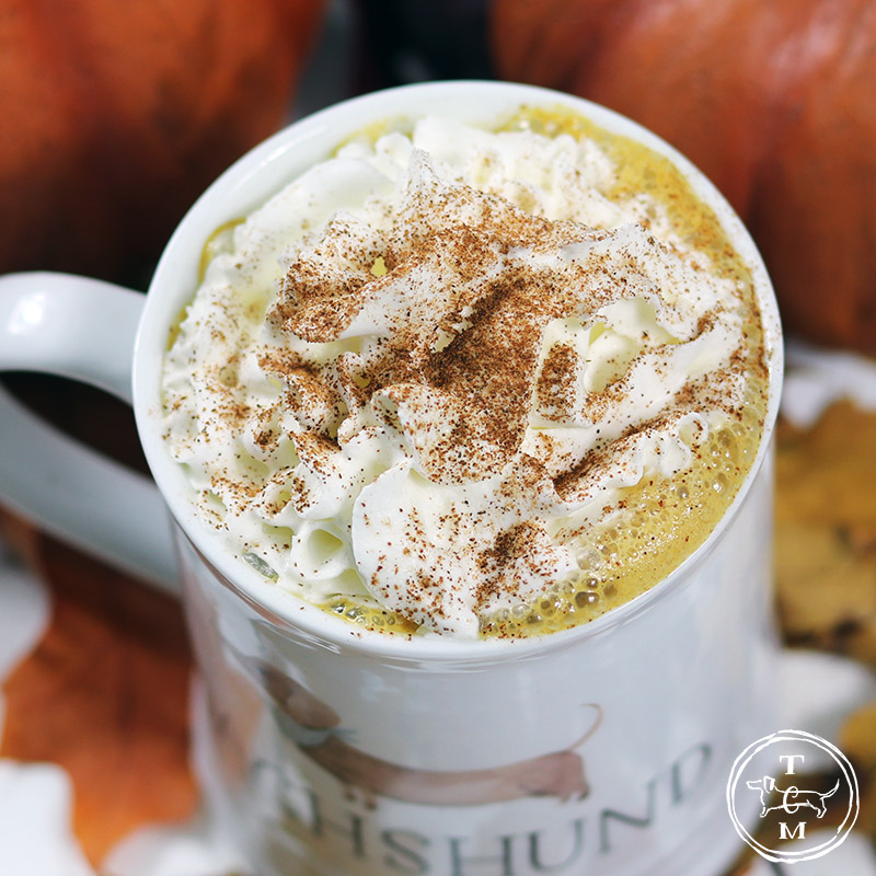 What is a great way to welcome FALL??? A Pumpkin Spice Latte Three Ways ... Vegan Weight Watchers & Regular. We have your Pumpkin Spice Latte covered! Enjoy!