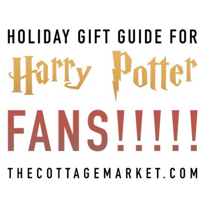 Holiday Gift Guide for Harry Potter Fans!!!!!