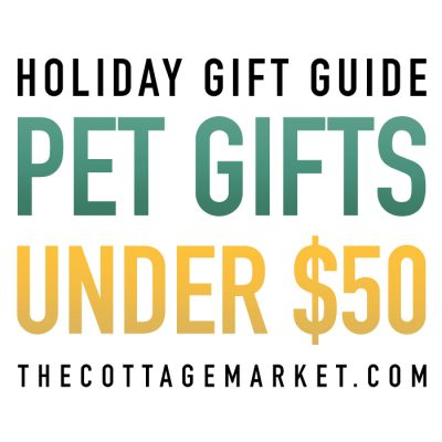 Pet Holiday Gift Guide: Gifts for Your Pets Under $50