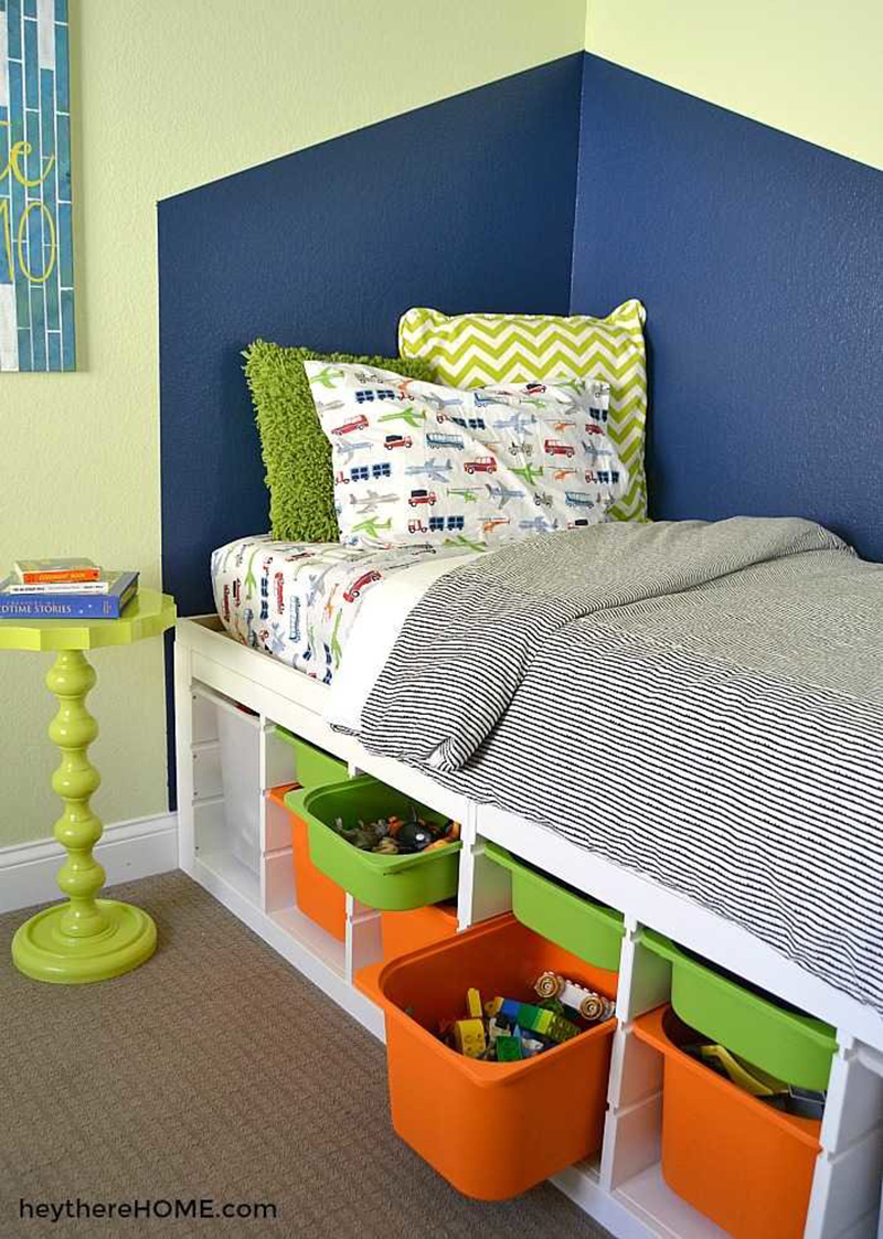 21 Amazing Bed and Headboard IKEA Hacks. Come on in and check out these incredible Bed IKEA Hacks for Kids... Adults and some fabulous Headboard IKEA Hacks!