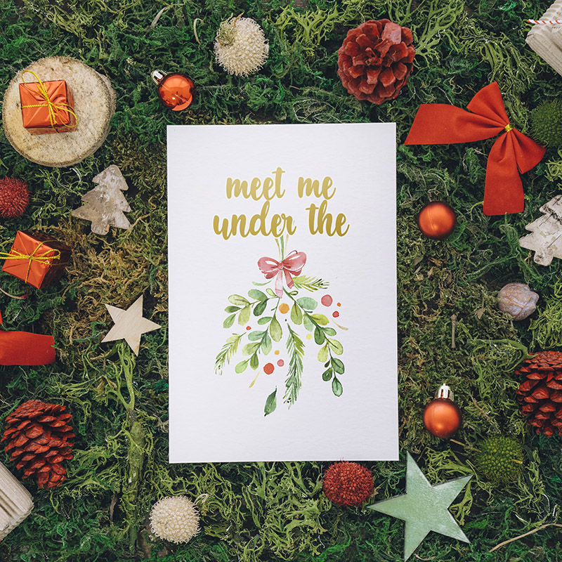 This Free Printable Christmas Collection is going to look amazing on your wall or as part of a Winter Vignette! All 4 come in 2 sizes and are waiting for u!