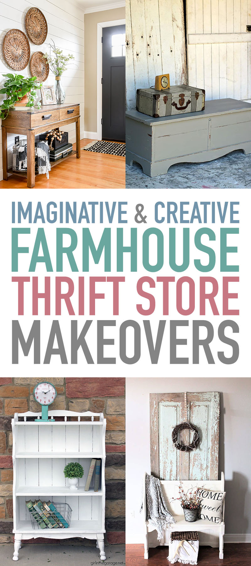 Imaginative and Creative Farmhouse Thrift Store Makeovers is what it is all about here at The Cottage Market! Creations that will amaze you!