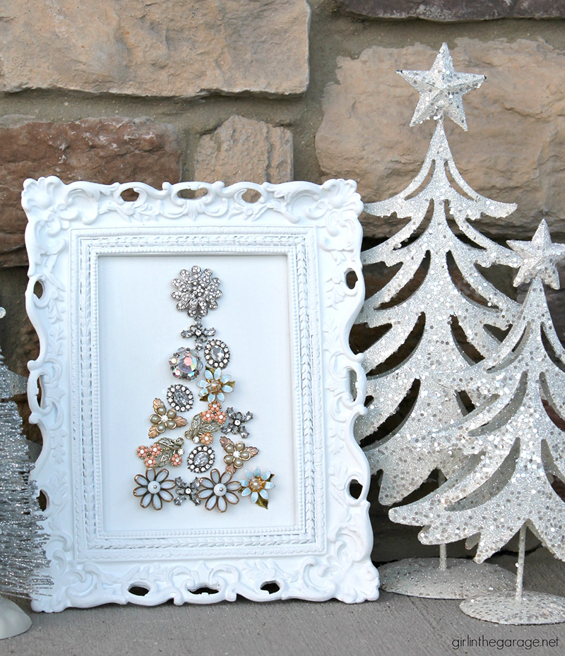 Creative and Magical Farmhouse Holiday Thrift Store Makeovers are filled with whimsy and imagination!  Each project will inspired you and make you smile!