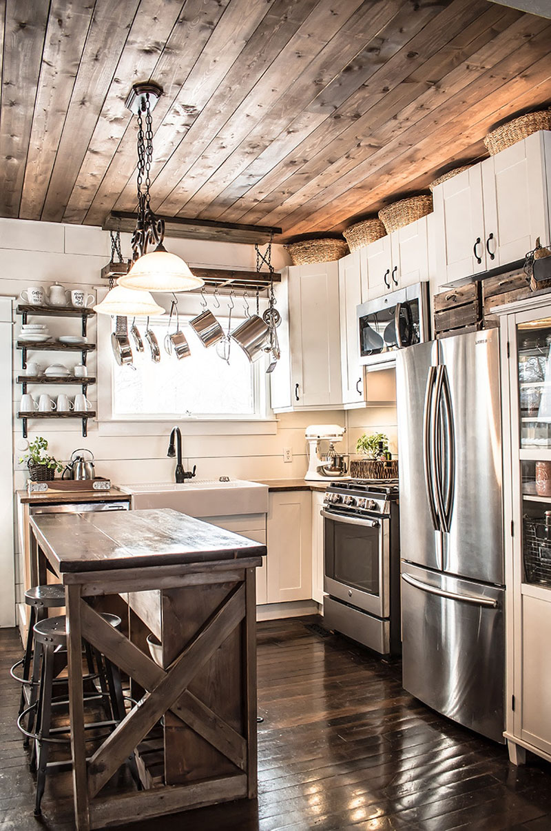 Fun Ideas To Accessorize Your Kitchen With Farmhouse Style The Cottage Market