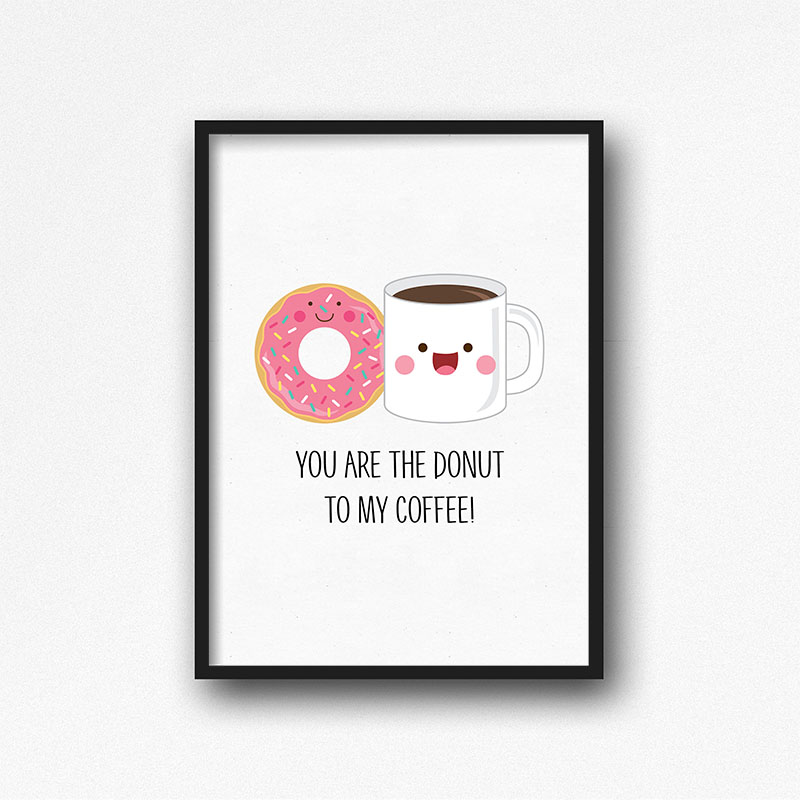Free Printable Best Friend's Valentine's Day Wall Art is waiting to be printed! Time to decorate for the big day! They make great gifts, cards, tags & more
