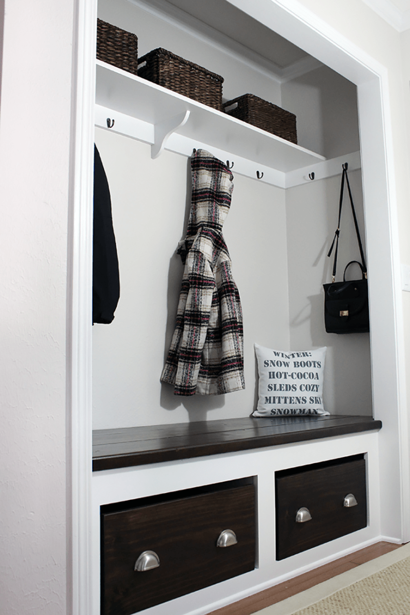 The Best Farmhouse Mudroom Diys Amp Ideas The Cottage Market
