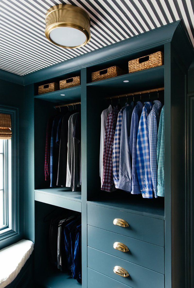 A Customized IKEA Hack Closet to die for and you can make it with this tutorial!