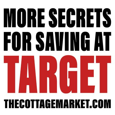 More Secrets For Saving At Target