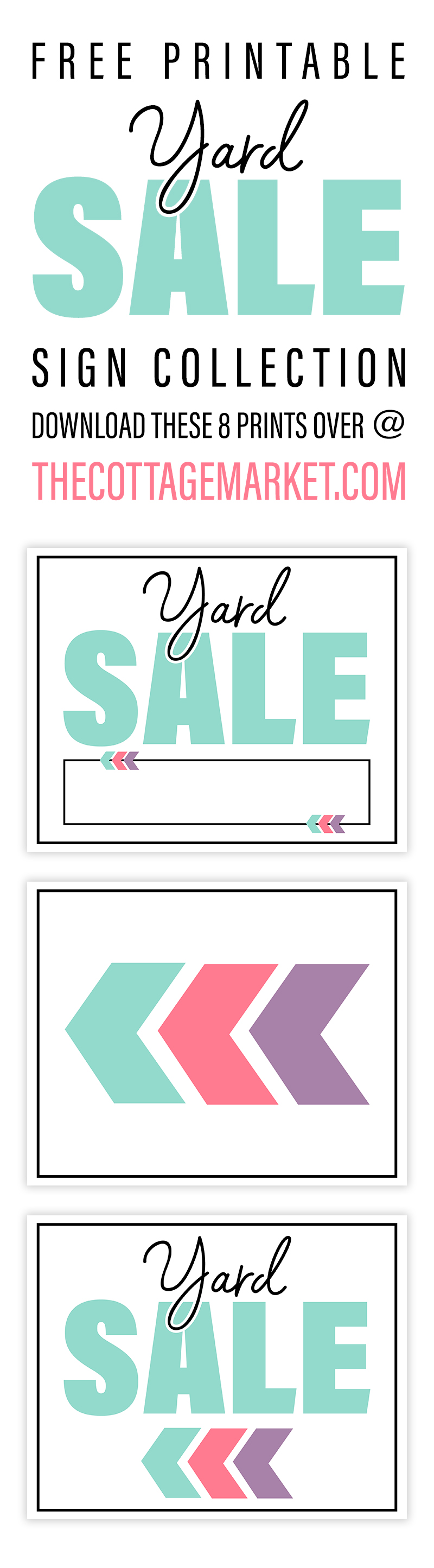 Yard Sale Images Free : images, Printable, Collection, Cottage, Market