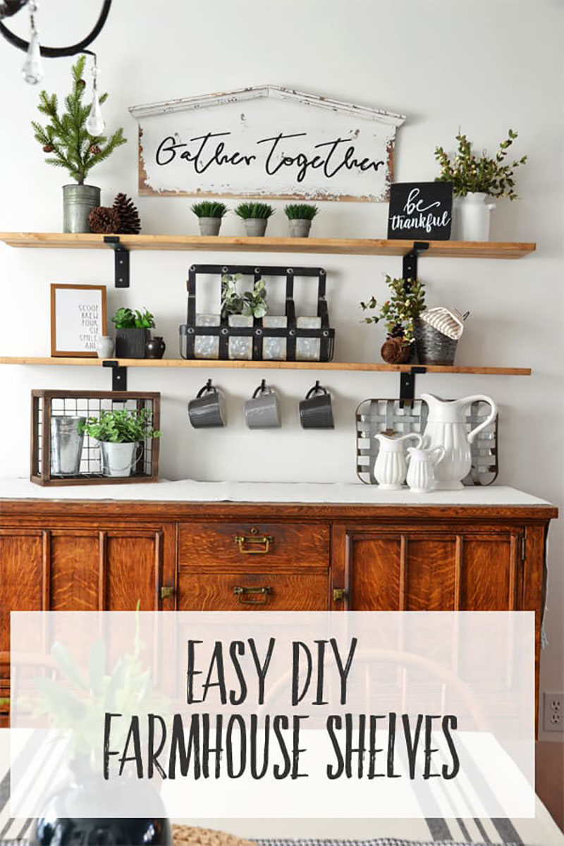 More Amazing Modern Farmhouse DIYS You Will Adore are waiting for you here today! Each one will add fabulous Farmhouse Freshness to your space.