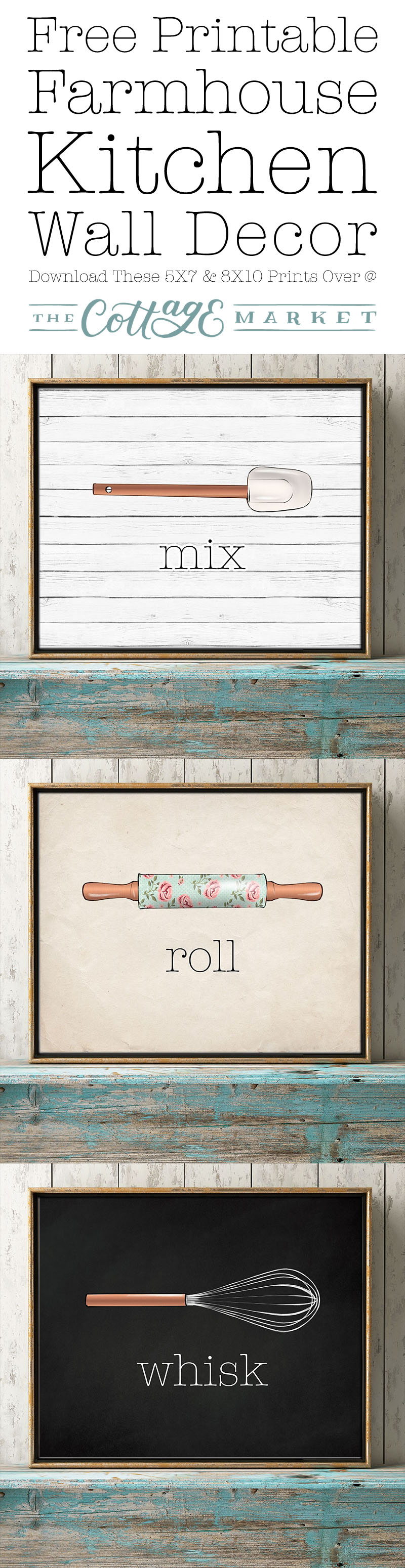 The Best Free Printable Farmhouse Wall Art The Cottage Market