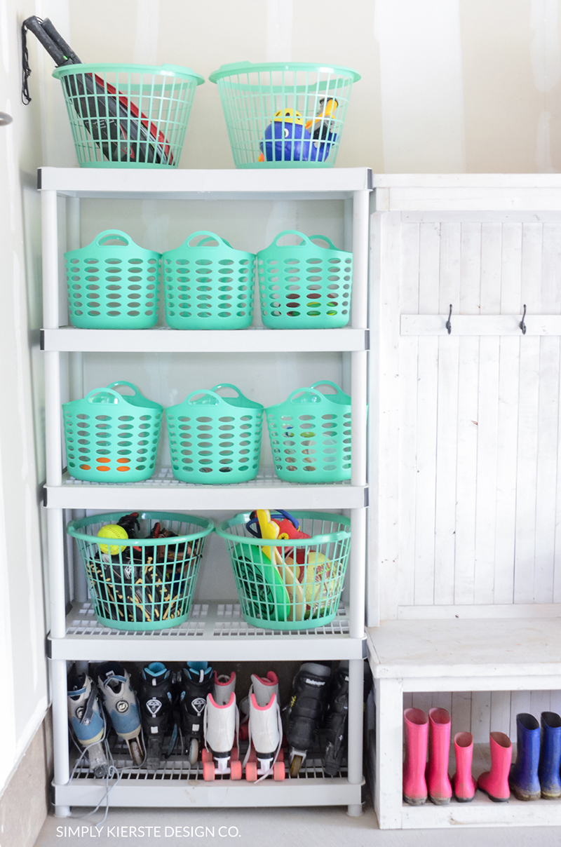 Organizing With Dollar Store Hacks That Work The Cottage