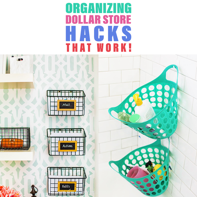 Organizing With Dollar Store Hacks That Work The Cottage Market,2 Bedroom Apartments For Rent Edmonton West