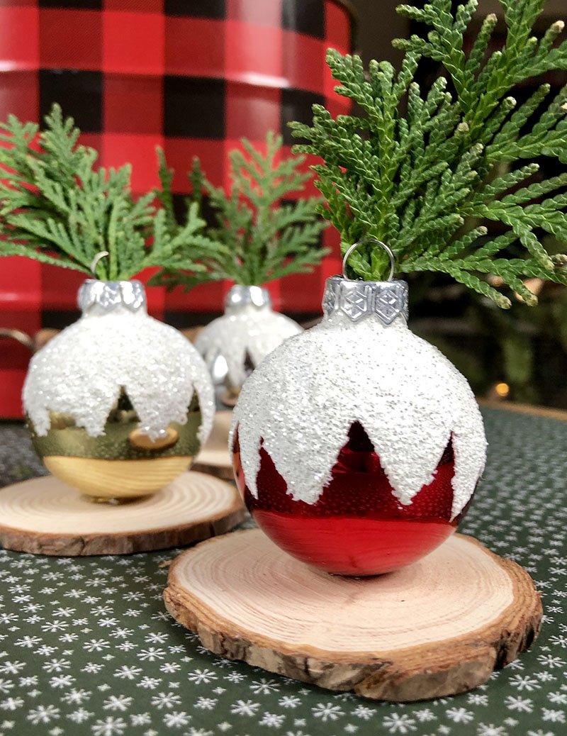 Come and check out some of The Best DIY Dollar Store Christmas Ornament Hacks EVER! All are fabulous and so incredibly budget friendly! Enjoy them!