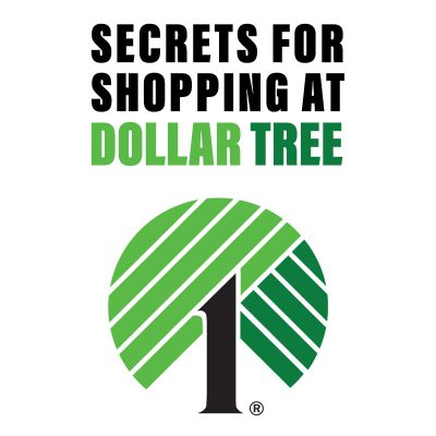 Secrets for Shopping at Dollar Tree and Gift Ideas