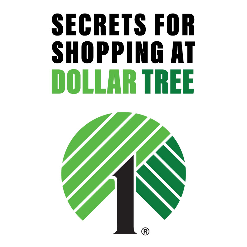 If you enjoy great deals on every day items and some frills, I know you will love these Secrets for Shopping at Dollar Tree and Gift Ideas.