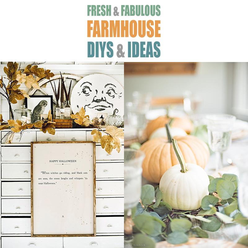 foto de Fabulous and Fresh Farmhouse DIYS and Ideas - The Cottage Market