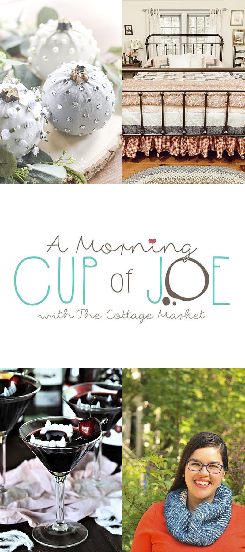 Enjoy A Morning Cup Of Joe Inky Party with DIY Features! Come and enjoy some wonderful features... check out new items on the party then share your creations!