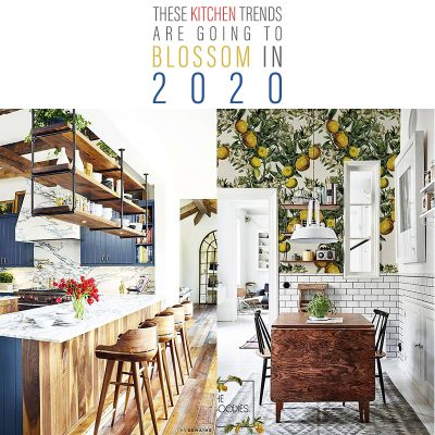 These Kitchen Trends are going to Blossom in 2020