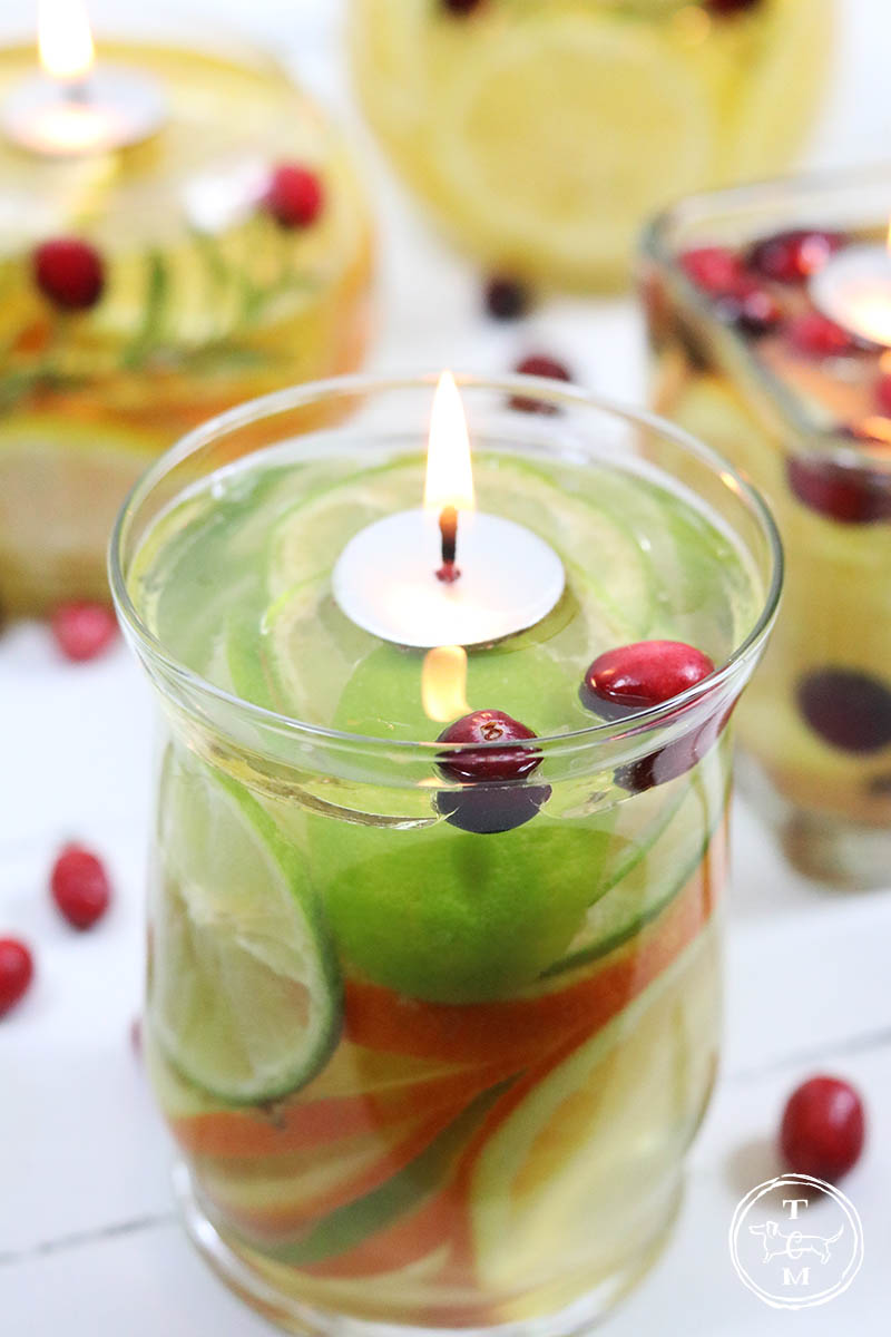 Five Minute DIY Dollar Store Candles are the answer to all your Candle Needs! You can have an array of beautiful candles in a minutes.