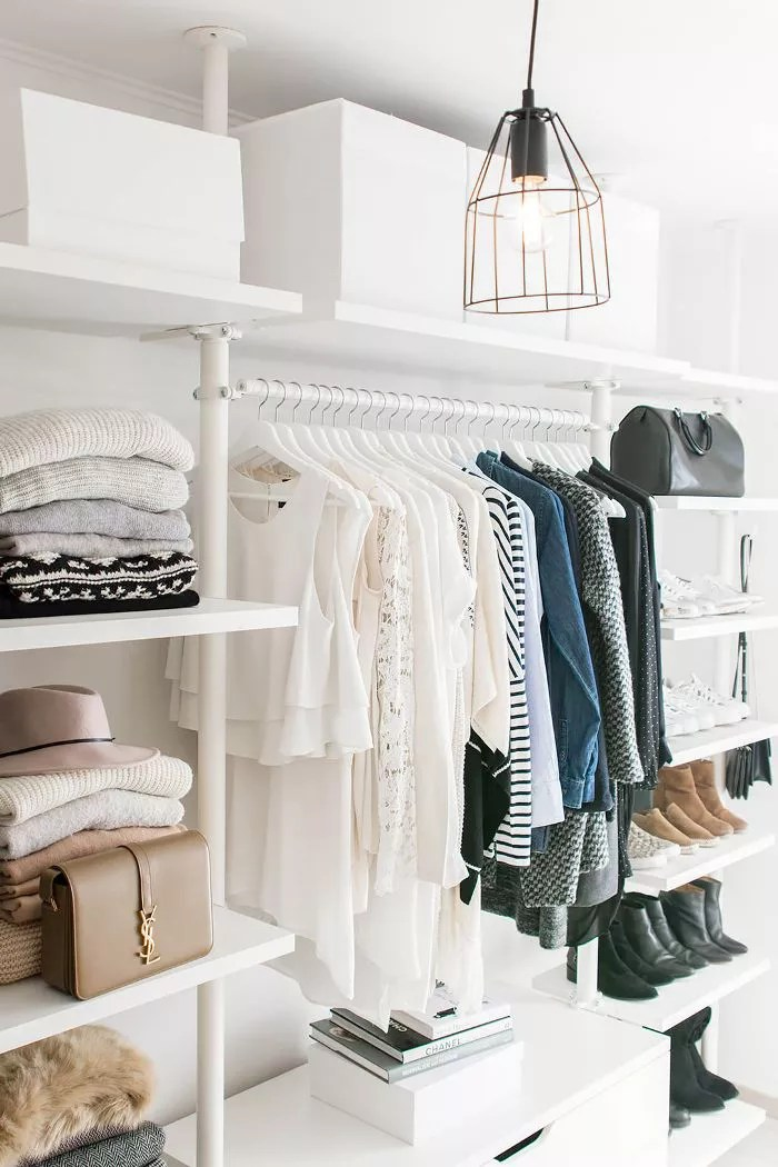 10 Spaces You Should Declutter Today should make you feel fabulous, more organized and together.  Each space will not take you very long and the rewards of taking the initiative are amazing!