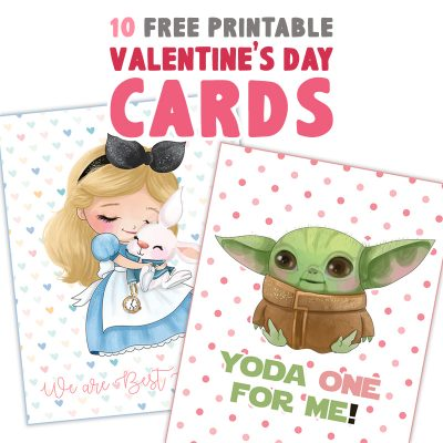 Wonderful Free Printable Valentines Day Cards