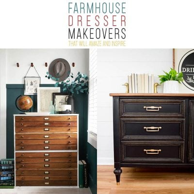 Farmhouse Dresser Makeovers That Will Amaze and Inspire