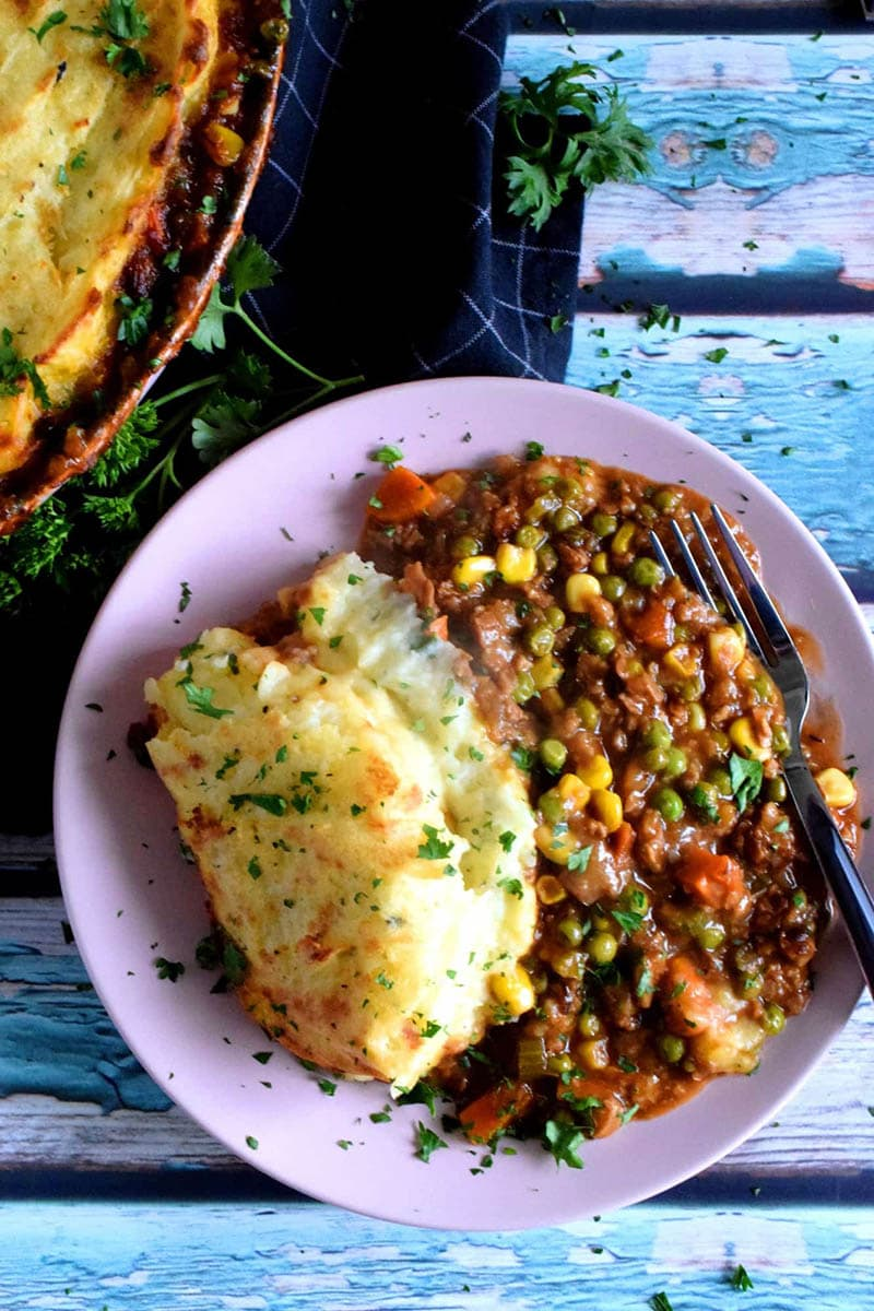 This Plant Based Shepherd's Pie Collection is guaranteed to be the tastiest culinary experience!!!  Celebrate St. Patrick's Day or any day with a piping hot casserole!