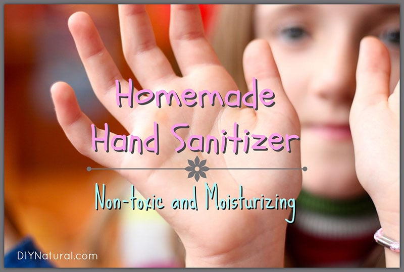 These DIY Liquid Hand Soaps & Hand Sanitizers that will help you and your whole family keep your hands sparkling clean and germ free!
