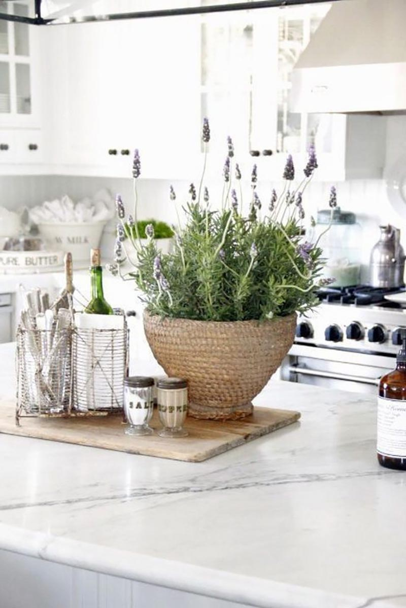 Adding Farmhouse Charm By Decorating With Baskets is very quick, easy and budget friendly. Baskets are so versatile! You are going to want to try all of these great ideas!