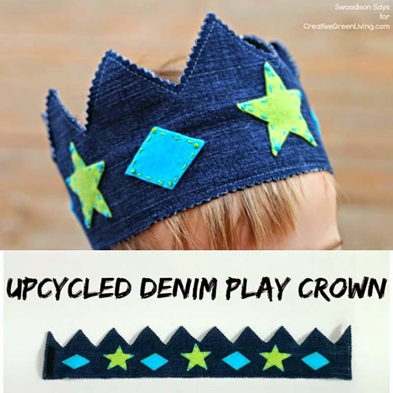 These Unique and Awesome DIY Upcycle Jean Projects are going to totally inspire you to create something fabulous! So many choices… which one is going to be on your to do list?