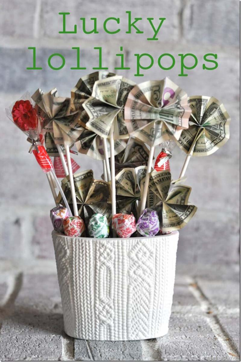 These Cool and Creative Ways To Give Money As A Gift will make anyone smile! A thoughtful gift… a wonderful memory and you can spend it any way you want!