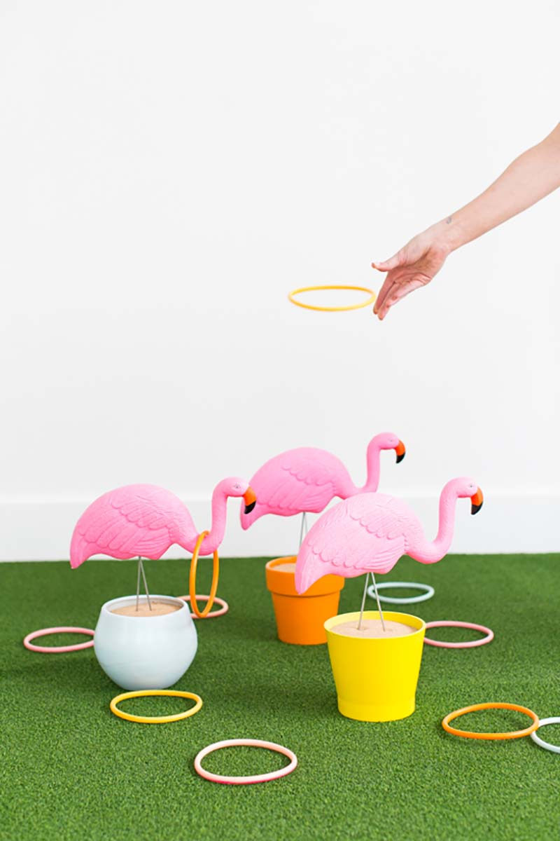The Entire Family is going to love these Fun and Fabulous DIY Outdoor Family Games! Each one can be made and customized by you! Bet you are going to want to make them all.