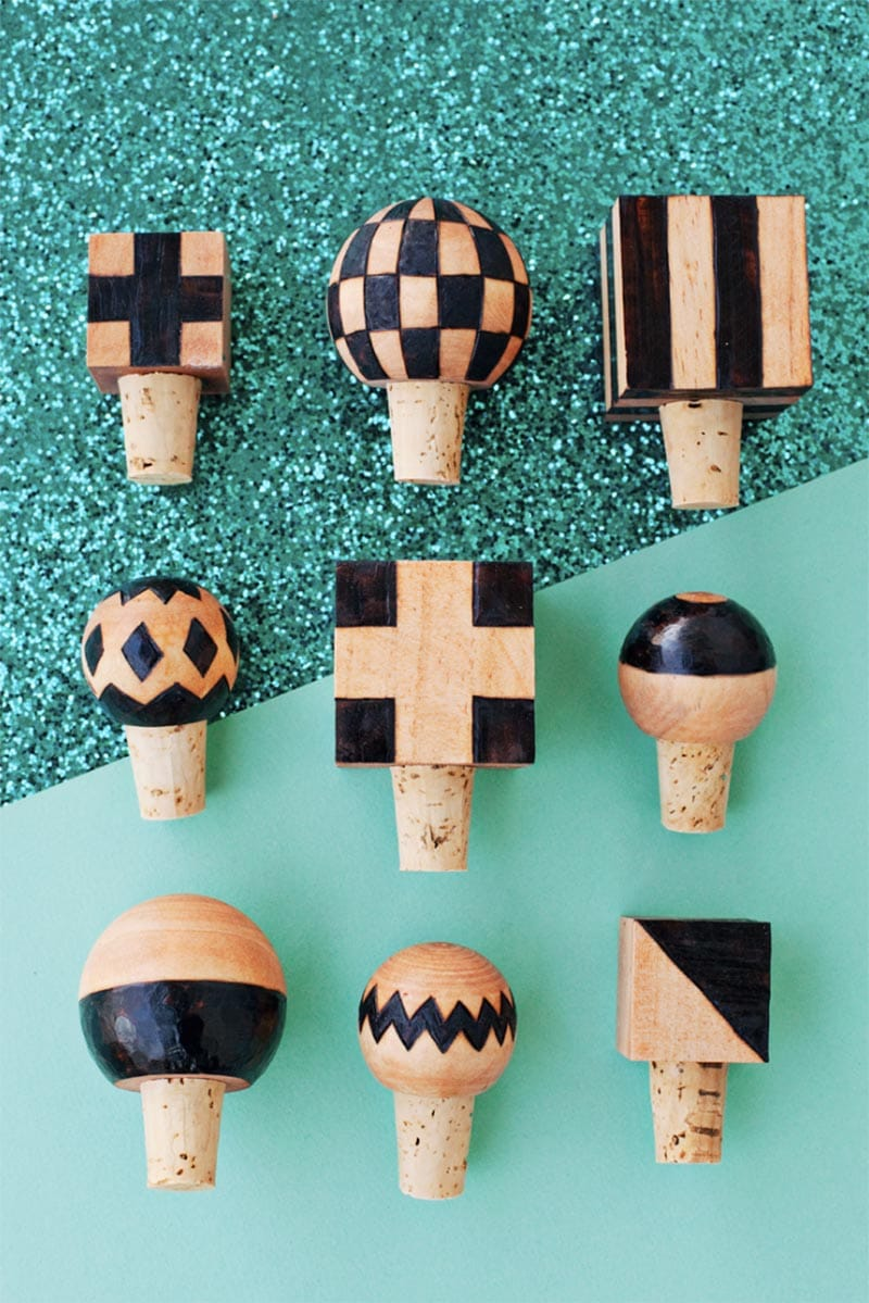 These Fun and Fabulous DIY Father's Day Gifts are just waiting to be made for that very special guy!