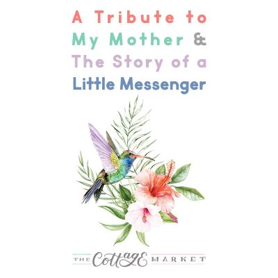 Happy Mother's Day and the Story of a little Messenger