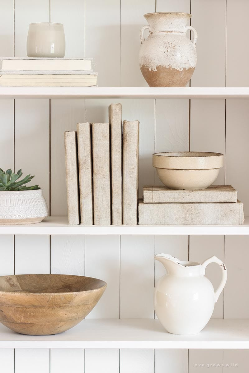 These DIY Decorative Farmhouse Books are going to look totally amazing on your Shelving, Tables and more! Easy to create and very Budget Friendly.