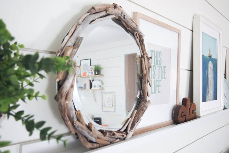 These Charming DIY Driftwood Projects have so much Coastal Flair you are going to want to make each and every one of them!