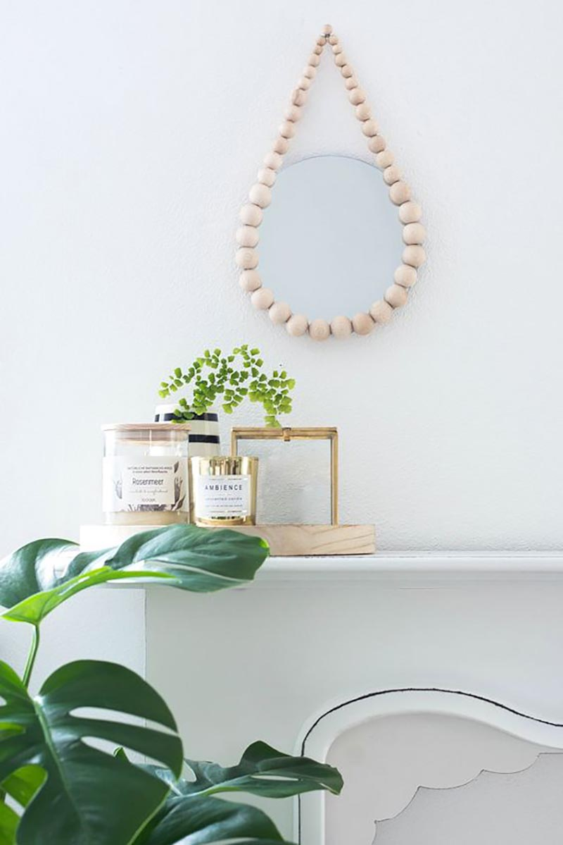 These DIY Farmhouse Mirrors are going to totally inspire you to create. One of these beauties is going to be picture perfect for you and your home.