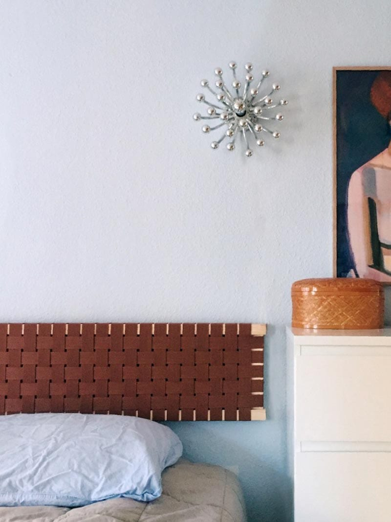 Budget Friendly Amazing Bed and Headboard IKEA Hacks - The Cottage