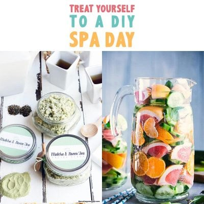 Treat Yourself to a DIY Spa Day