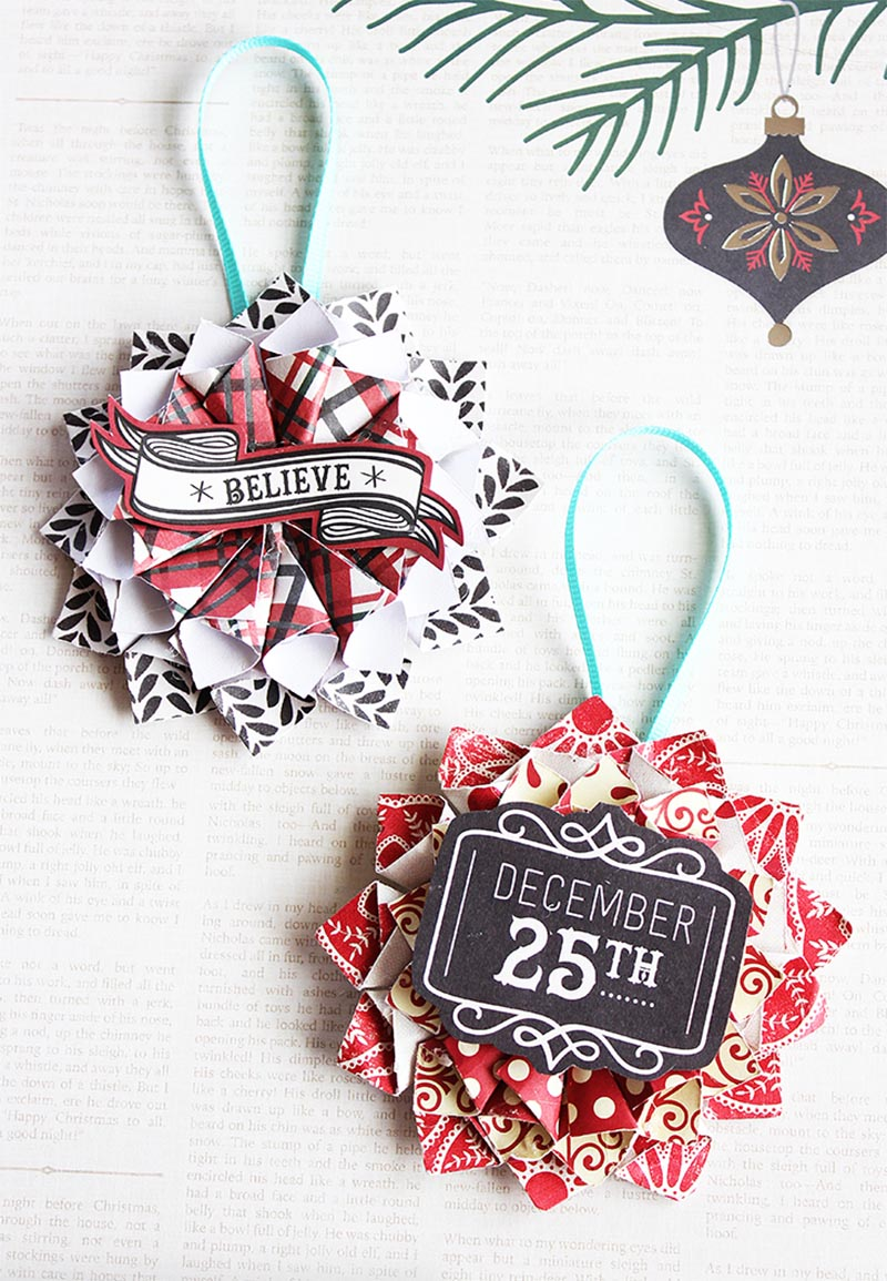 Do you know what your Christmas Tree would love? Some of these Fabulous Fresh DIY Farmhouse Christmas Ornaments! All quick… easy and Farmtastic!