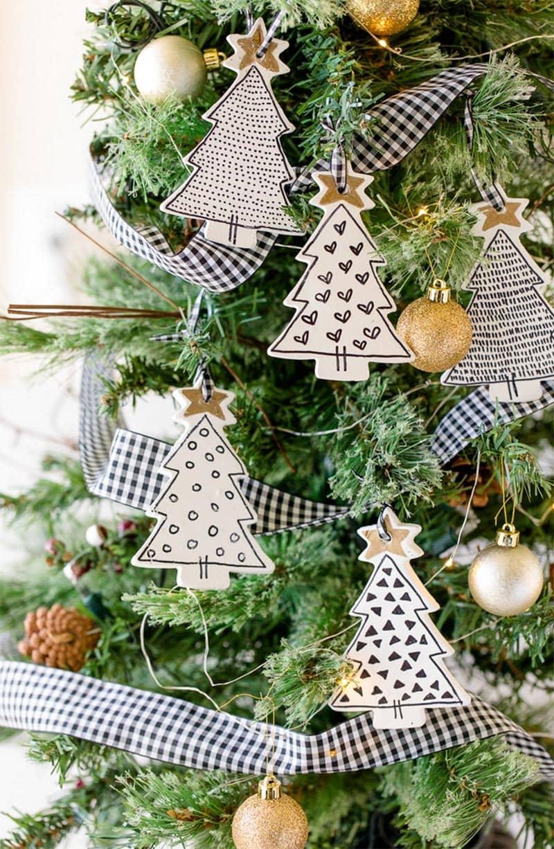 Fabulous Fresh Diy Farmhouse Christmas Ornaments The Cottage Market
