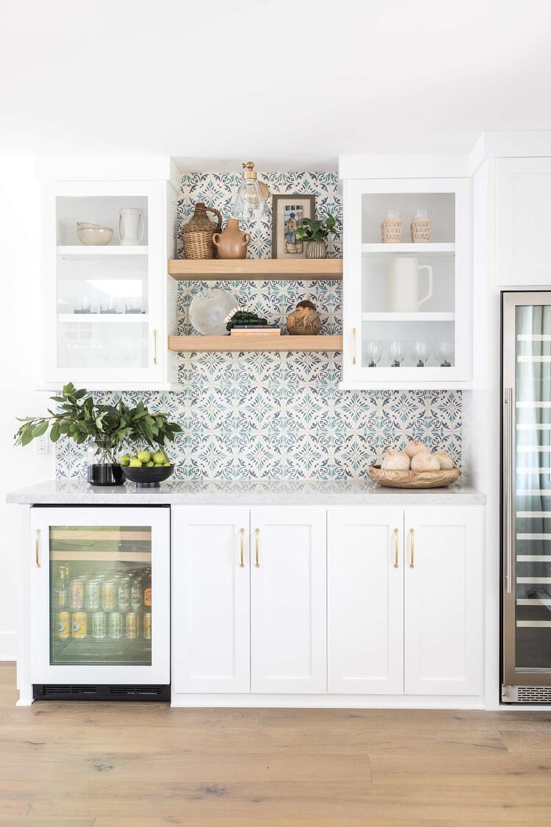 Kitchen Wallpaper Ideas That You Will Want To Try   The Cottage ...