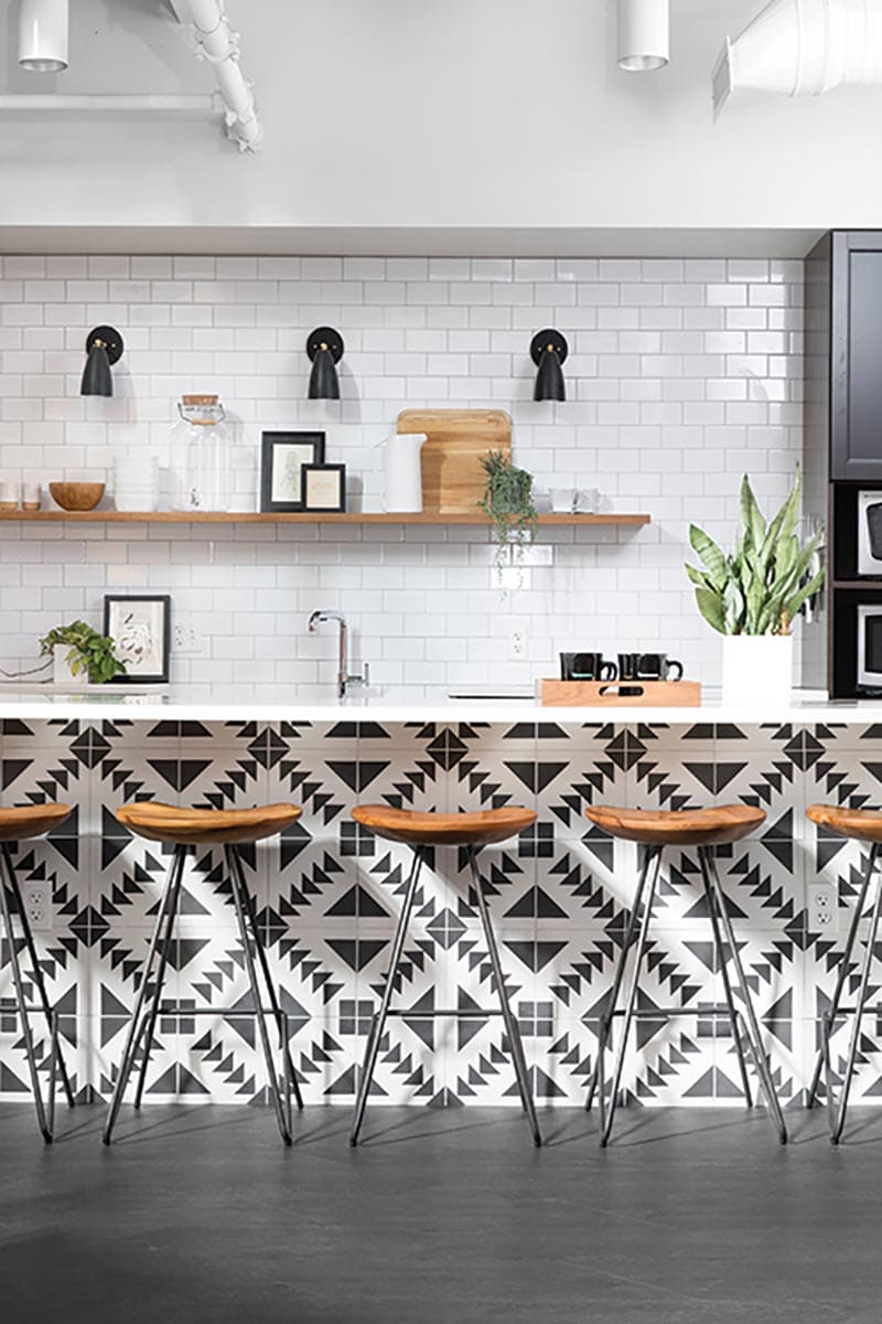 Kitchen Wallpaper Ideas That You Will Want To Try The Cottage Market