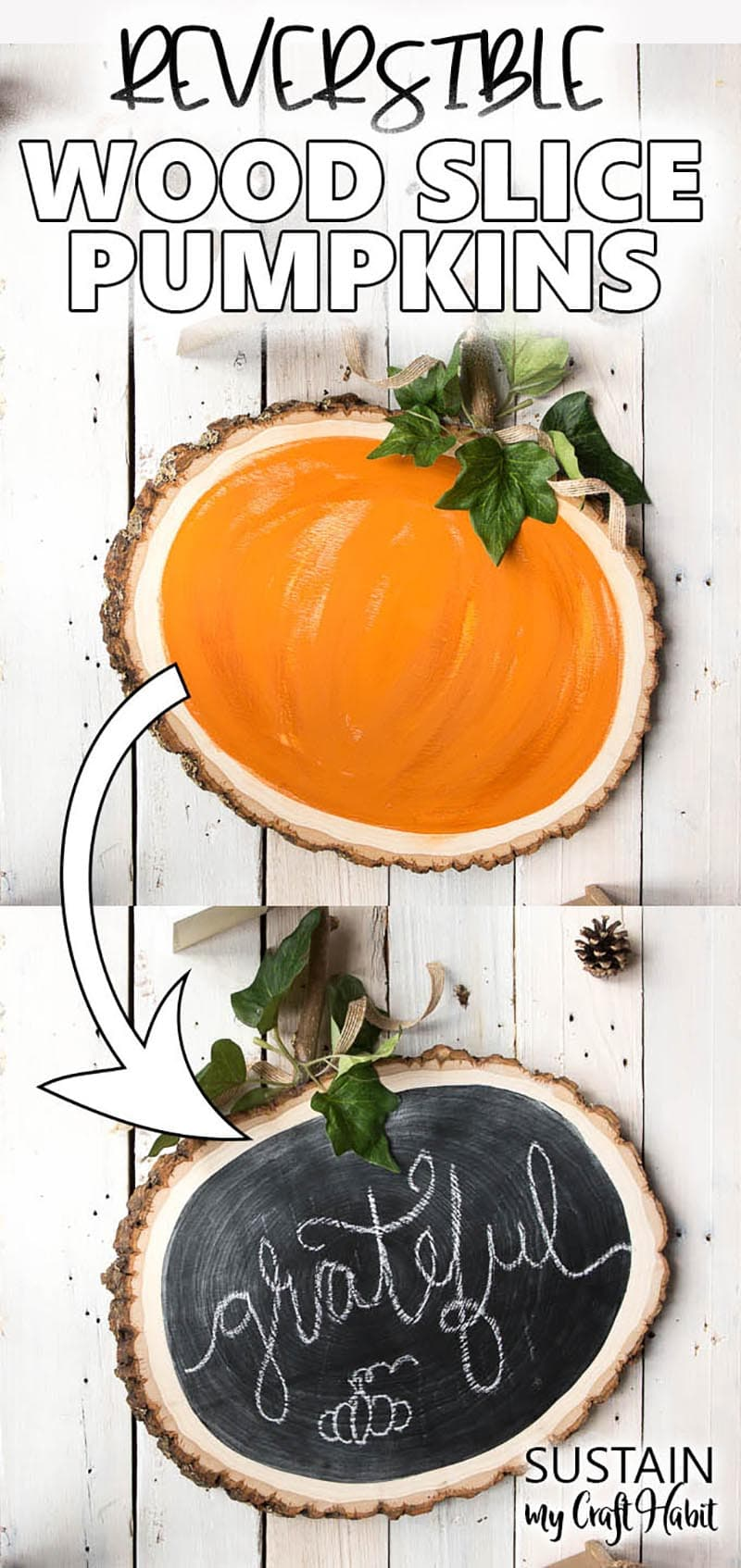 Time for some Quick and Easy DIY Fall Crafts to add a touch of Autumn Festivity to your Home Decor!