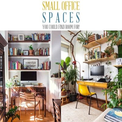 Small Office Spaces You Could Find Room For!
