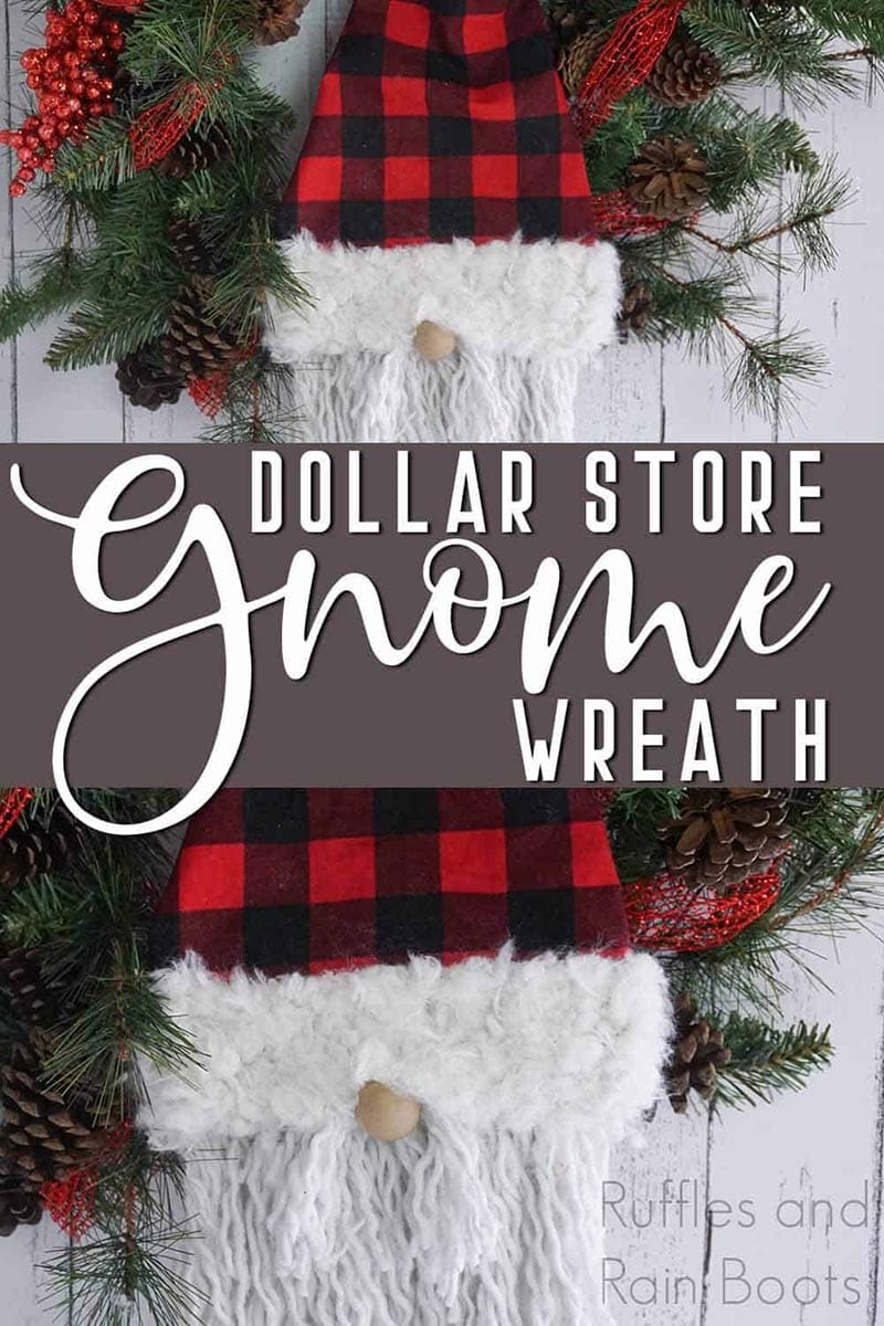 These Quick and Easy DIY Dollar Store Christmas Wreaths will add a little Ho Ho Ho into your Holiday Season!  An array of Budget Friendly Fun Christmas Wreaths could be just what you have been looking for.