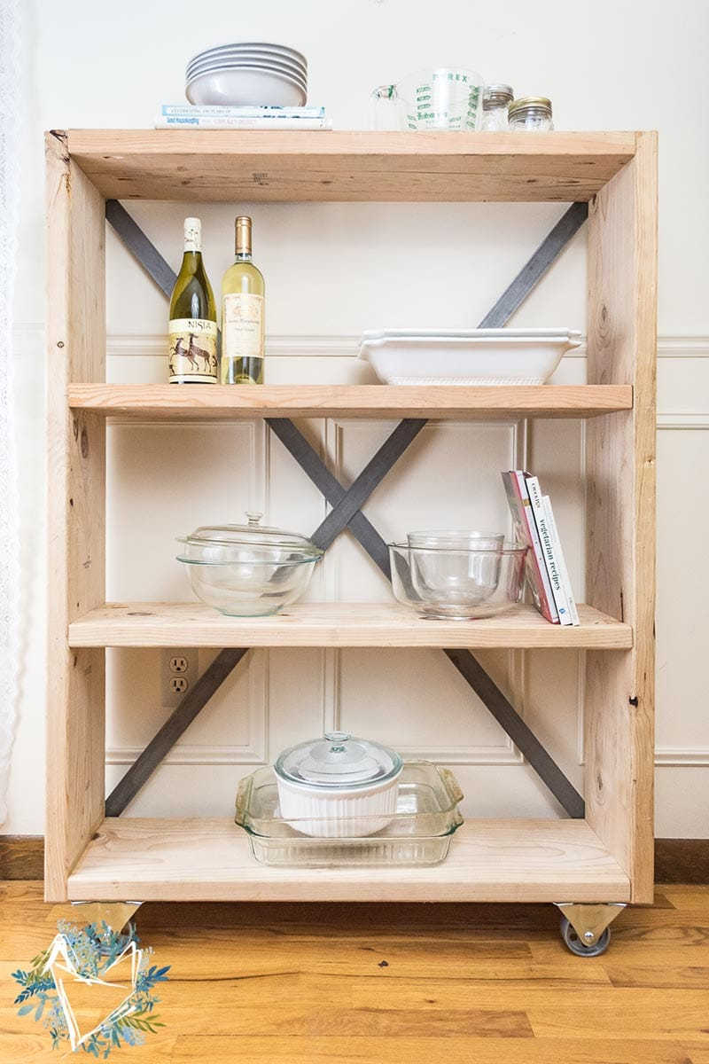 Incredible DIY Farmhouse Shelves You Will Love To Style.  These beauties are just waiting for you to add them to your home.